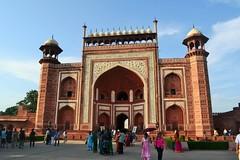 273 (lrudzis) Tags: north india travel international escape agra uttarpradesh explore redfort