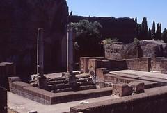 Tivoli - Villa Adriana (Fontaines de Rome) Tags: tivoli villaadriana villa adriana