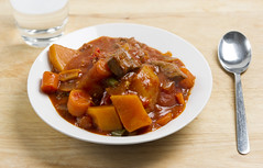 Photo-3304 (BobPetUK) Tags: beef casserole hot meal nutritious meat homemade