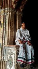 Tourist from Indore (bag_lady) Tags: rajasthan india bundi tourist bundipalace visiting explore