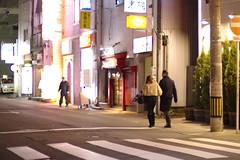 同伴かな (fukapon) Tags: k3 smc pentax a 50mm f12 smcpa50mmf12 弘前 hirosaki 青森 aomori people couple