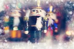Guarding Christmas (Sierra Springs Photography) Tags: karenschmautz sierraspringsphotography christmas decorations lensbabysweet35 nutcracker christmasphotography