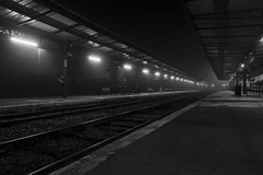 Auxerre nuit - 26 novembre 2016_-9 (bebopeloula) Tags: 2016 89 auxerre bourgogne europe france nikond700 nuit yonne gare supershot nikonflickraward