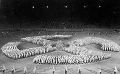 #Hitler youth honor an unknown soldier by forming a swastika symbol on August 27, 1933 in Germany [1200x742] #history #retro #vintage #dh #HistoryPorn http://ift.tt/2eyiAxT (Histolines) Tags: histolines history timeline retro vinatage hitler youth honor an unknown soldier by forming swastika symbol august 27 1933 germany 1200x742 vintage dh historyporn httpifttt2eyiaxt