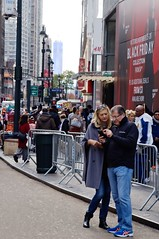 People of New York (Sergei Zinovjev) Tags: newyork usa us america american people men woman women man tourism visit visiting street travel traveling visittheworldthetravelguide travelphotography pentax pentaxk5 flickrcentral flickrtoday pentaxlife yourpostcardshot pentaxawards
