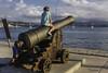 SATI-082012_214R_FLK (Valentin Andres) Tags: cantabria españa puerto santoña spain cabalgando cannon cañon montando port ride