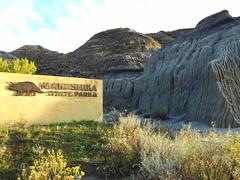 Welcome to Makoshika State Park! (jenesizzle) Tags: makoshika makoshikasp makoshikastatepark glendive badlands landscape hiking outdoors roadtrip montana statepark montanastatepark