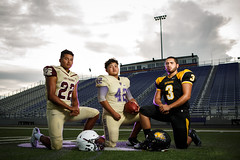 San Benito News Football Preview Cover 2016 (AChikenNugget38) Tags: san benito texas high school football bobby marrow stadium greyhounds