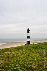 Beacon (Lucien Schilling) Tags: netherlands cadzand cadzandbad zeeland breskens nl
