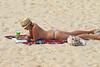 111109-052740 (SilentJay76) Tags: beach bikini girl bondi sydney tanning sunbathing reading topless