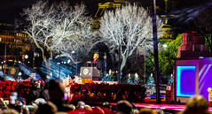 2016.12.01 Christmas Tree Lighting Ceremony, White House, Washington, DC USA 09322-2