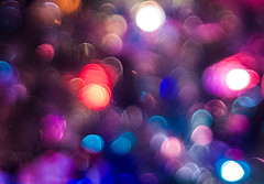 The Concert Crowd (Katrina Wright) Tags: christmas2014 dsc5644 lights bokeh crowd concert abstract colours