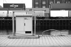 DSCF5673 (aljoscha) Tags: berlin westhafen industrie industrial behala