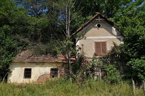 Verwunschenes Haus