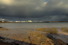 Hythe View over Southampton Water (Hythe Eye) Tags: hythe hampshire southamptonwater winter
