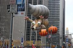 IMG_1172 (Michael C Dunne) Tags: macysthanksgivingdayparade sixthavenue avenueoftheamericas manhattan newyorkcity nyc iceage scrat balloon