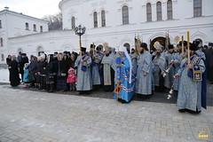 05. Arrival of Sanctities at Lavra / Прибытие святынь в Лавру 01.12.2016