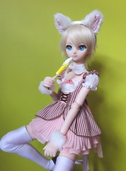 Ice pop (OTTO BOY) Tags: dollfiedream dollfie volksdoll dd dds kagaminelen vocaliod dolls