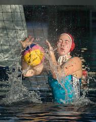 1C040293 (roel.ubels) Tags: len euro league waterpolo sport topsport utrecht uzsc 2016 krommerijn women
