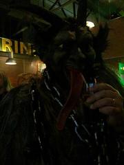Salem Krampuslauf 2016 6 (Cutting Monkey) Tags: krampus krampuslauf salem costume horns demon