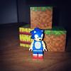 test (Koboldmops) Tags: sonic hedgehog lego minifig mini figure macro toy collection
