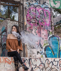 Warzone (Masterchief Productions) Tags: california southbay socal torrance losangeles photograhers photography people portraits fashion onlocation girlswhovape vaping ecigs socalvape calivape notblowingsmoke goodtimes letsshoot women girls femals models modeling whatsup letsdothis