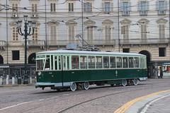 2016-12-04, Torino, Piazza Castello (Fototak) Tags: tram strassenbahn tranvia torino italy atts gtt 201
