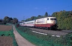 103 113  Sachsenheim  11.10.15 (w. + h. brutzer) Tags: sachsenheim eisenbahn eisenbahnen train trains elok eloks 103 e03 railway deutschland germany lokomotive locomotive zug db webru analog nikon