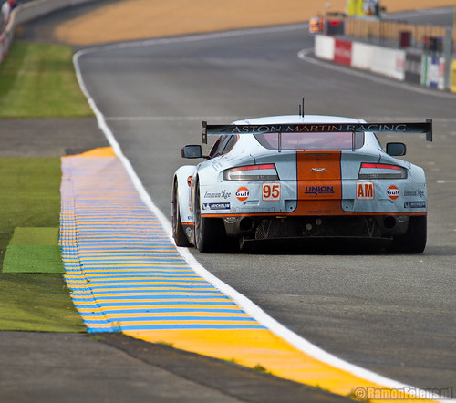 #95 Aston Martin Racing Vantage V8