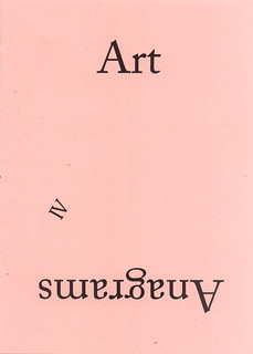 Art anagrams: dead giveaway