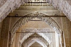Corridor in the Palacios Nazaries
