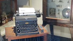 royal type writer. museum of science and industry. chicago illinois july 2013 (timp37) Tags: chicago industry museum illinois royal science type writer 2013