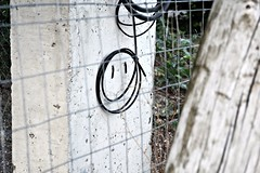 Smiling (Despina Titoni) Tags: urban color smile happy greece nails cables chalkidiki