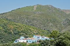 Smurf village Juzcar