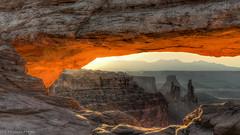 Blick gen Mordor (Thomas Frejek) Tags: usa utah canyonlandsnationalpark moab hdr mesaarch 2013