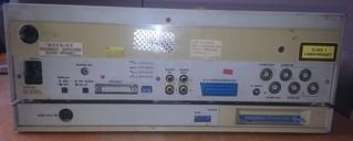 Philips VP-415 LV-ROM player (back)