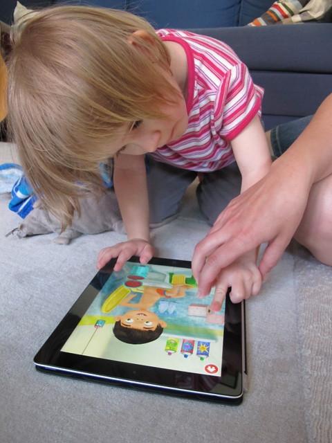 Thumbnail for iPady pomáhaly ve střediscích rané péče