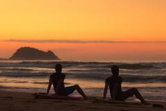 The Beach Boys (La ventana de Alvaro) Tags: beach boys atardecer mar playa sur zarautz guetaria afiiae