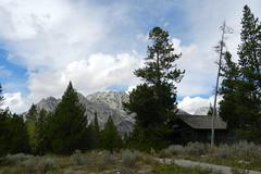 Cordillera del Parque Nacional de Grand Teton Wyoming EEUU 11 (Rafael Gomez - http://micamara.es) Tags: lago jenny parque nacional de grand teton wyoming usa eeuu estados unidos lake pico cordillera del ee uu