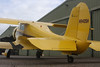 Rear View  of Beechcraft Beech D17S Staggerwing N9405H (Old Buck Shots) Tags: beechcraft dm beech staggerwing d17s egsv n9405h