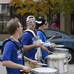 """<b>Homecoming Parade 2013</b><br/> Photo by Aaron Zauner<a href=""""http://farm6.static.flickr.com/5516/10143927494_2e52066d29_o.jpg"""" title=""""High res"""">∝</a>"""