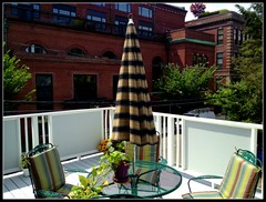 Cambridgeport - Up on the Roof on Corp. McTernan Street, Cambridge, MA (CharlesCherney.com) Tags: cambridge cambridgema cambridgeport