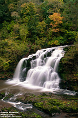Falls of Clyde - New Lanark (Graeme Kirkwood2) Tags: fall river riverclyde clyde waterfall 5 falls stop filter filters newlanark lanarkshire lanark fallsofclyde 5stop