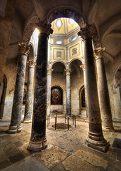 The Pillars of Faith - Vectorama HDR