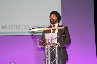 Harpal Kumar - Chair of the National Cancer Research Institute