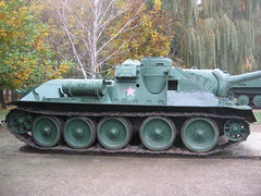 "SU-100 Krasnodar (3) • <a style=""font-size:0.8em;"" href=""http://www.flickr.com/photos/81723459@N04/10704087625/"" target=""_blank"">View on Flickr</a>"