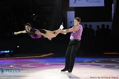 Isabelle Brasseur & Rocky Marval
