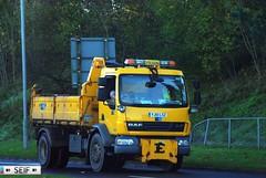 DAF LF East kilbride 2013 (seifracing) Tags: uk scotland volvo traffic britain south transport scottish east vehicles vans british trucks van emergency spotting strathclyde scania daf ecosse lanarkshire kilbride 2013 seifracing