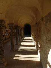 romanischer Kreuzgang (wie-wolf) Tags: stiftskirche kaiserdom romanik knigslutter