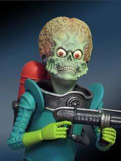 「火星人入侵」蒐藏卡50週年紀念!塑膠組裝模型推薦